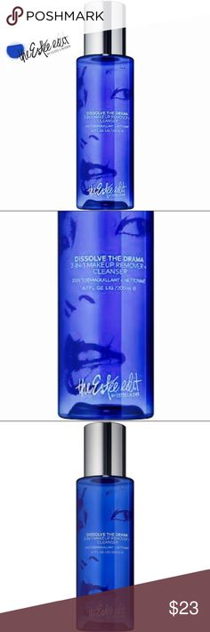 Estee Edit Dissolve 2-in-1 Makeup Remover A multi-action makeup-removing oil cleanser formulated with aloe, cucumber, and super-smooth oils to dissolve and rinse off even the most stubborn long-wear and high-pigment makeup. What it is formulated to do: Leave the drama at the door. This makeup-removing cleansing oil is enriched with jojoba oil, aloe, and cucumber to help condition skin as it gently, yet thoroughly, removes all traces of makeup. Fast-acting even on long-wear and high-pigment…