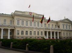 Presidential Palace in Vilnius