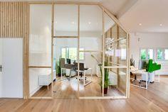 Salle comptabilité, PROJET VINCENNES, Agence Transition Interior Design (de Transition Interior Design )