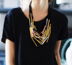 Necklace No. Ultra by Iacoli & McAllister | via http://www.dailyimpulse.de
