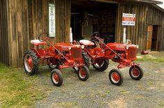 Farmall Tractors, Old Tractors, Cub Cadet, International Harvester, Ih, Heavy Equipment, Farming, Cubs, Homestead