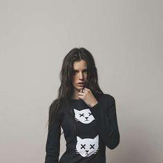 Los gatos están de moda y marcan tendencia en la ropa