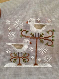 Little House Needleworks ShowcaseandStitch~A~Long Place