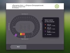 Ticket Purchase Screen