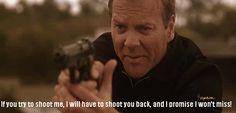 Pin for Later: 24 Is Back! And So Are Hilarious Jack Bauer Jokes When the boogie man goes to sleep, he checks his closet for Jack Bauer. Source: A Random Fact, Fox