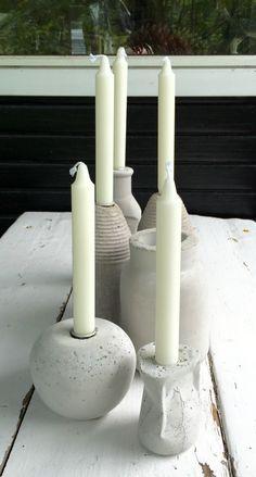 Concrete candlesticks bay me RCF the Dekodude