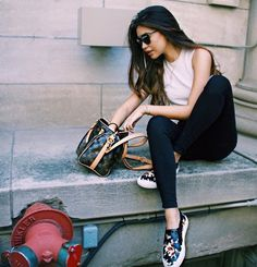 Erika Tham || Make It Pop Classy Closets, Celebs, Celebrities, Erika, Cute Hairstyles, Casual Outfits, Poses, Chic, My Style