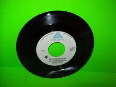 "PATTI SMITH GROUP Because The Night PROMO 45 7"" Record PUNK New Wave 1978 BLOCK #PattiSmith #PattiSmithGroup #BecauseTheNight #PunkNewWave"