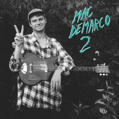 2 is a Studio Album by Mac Demarco released in Listen now for free! Iconic Album Covers, Music Album Covers, Bedroom Wall Collage, Photo Wall Collage, Mac Demarco 2, Poster Wall, Poster Prints, Artist Wall, My Kind Of Woman