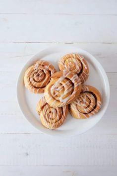 Cinnamon Rolls   MARIE GOURMANDISE Cinnamon Rolls, Pancakes, Cereal, Cookies, Marie, Breakfast, Desserts, Food, Usa