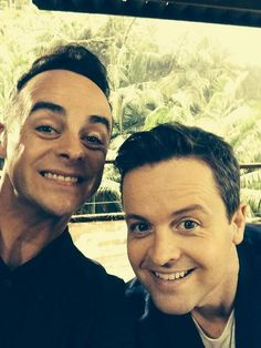 I'm A Celebrity Ant And Dec Criticised Over Show's Animal Welfare By Chris Packham Celebrity Jungle, Celebrity Crush, Pictures Of Ants, Declan Donnelly, Ant & Dec, Good Looking Actors, Britain Got Talent, Tv Presenters, Celebs