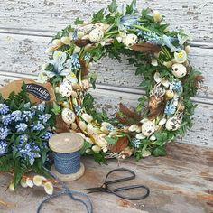 Springwreath#wreath#krans#florist#springfeeling#flower#