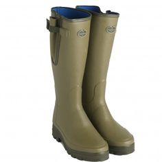 Le Chameau Mens Vierzonord Lined Boots