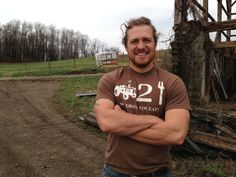 Tim is in charge of crop planning and planting at #FreedomFarms.   He studies soil samples, develops field layout, orders seeds, tills the land, plants the seeds, irrigates the fields, picks the crops, and cleans up the fields at the end of the year.