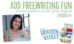 YMB 14 Add Freewriting Fun: A Conversation with Julie Bogart