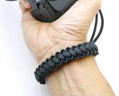 The-Cordy-Centipede-Paracord-Camera-Wrist-Strap-Handmade-by-Cordweaver