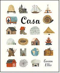 Casa - da 4 anni-è un albo illustrato che, come un catalogo, viaggia in modo…