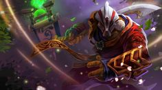 Download Juggernaut Yurnero Dota 2 Art Wallpaper High Res by Biggreenpepper 1920x1200