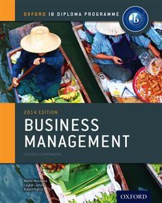 IB Business Management Course Book 2014 Edition