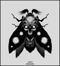 Bug Tattoo, Insect Tattoo, Moth Tattoo, Blackwork, Tattoo Sketches, Tattoo Drawings, Skull Butterfly Tattoo, Chicano Tattoos Sleeve, Medieval Tattoo