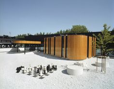 Oslo International School / JVA