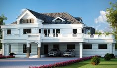 If you are focusing to get the best Kerala home designs to the people for low cost. Kindly let us know.