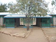 Why LEED Doesn't Work in Rural Africa and What Will  | 4 Classrooms in Southern Kenya. Built from local materials – assembled without power tools; Courtesy of Charles Newman of Afritekt