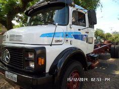 Caminhão MB 1524