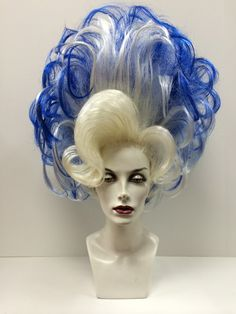 Character Wigs - Outfitters Wig.  This place has the BEST wigz!!