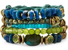 Jewelry Inspiration of DIY Bracelets  | PandaHall Beads Jewelry Blog