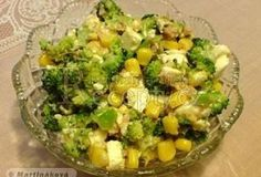 Brokolicový salátek s tuňákem Falafel, Guacamole, Sprouts, Potato Salad, Food And Drink, Potatoes, Vegetables, Ethnic Recipes, Potato
