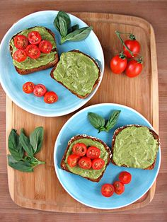 A Tasty, 10-Minute Spin On Classic Avocado Toast #Refinery29