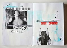 SODAlicious: No40 ►art journal - by Nulka