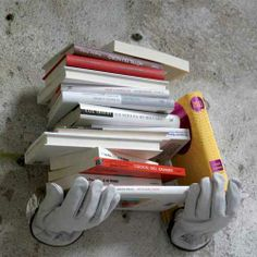 Creepy but kinda cool, reminds me of the Willy Wonka hands. | Mimi | ResourceFurniture
