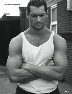 Bulging Biceps..