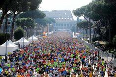 RunnersWeb  Athletics: 20th Acea Maratona Di Roma: 19.061 Entrants, Record Size Field