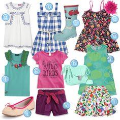 39c54dbdb6 Ropa para niñas 01 ¡De compras! moda primavera verano 2014 (I)