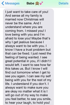 Cute paragraph for your boyfriend to wake up to