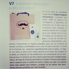 V7 en #revistacoiffure
