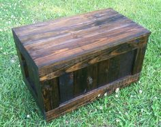 Rustic Reclaimed Trunk Reclaimed Rustic Toy Box Reclaimed Hope Chest Rustic…