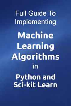Machine Learning Book, Supervised Machine Learning, Machine Learning Models, Artificial Intelligence News, Science Articles, Python Programming, Data Science, Scientists, Facts
