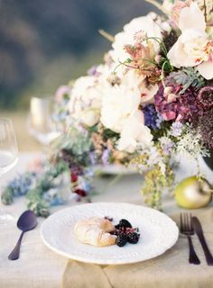 Gorgeous wedding featuring classic European elements