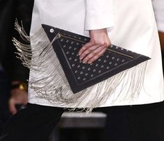 15 Unique Fashion Accessories from NYFW Spring 2015: MM6 Maison Martin Margiela Bags  #accessories #bags #handbags