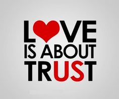 """""""Love is about trust. We are a team. No matter WHAT. Nothing will ever break our perfect trust we have for each other The Words, Love Is, I Trusted You, Thats The Way, Favim, Love And Marriage, Godly Marriage, Trust Yourself, Trust God"""
