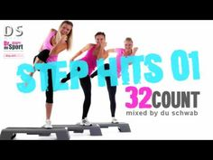 STEP HITS 01 by Du Schwab (132 BPM / 32 Count) - YouTube
