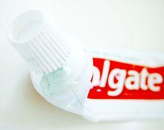 Colgate Toothpaste. Giorgio Appierto.