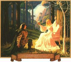 The Hildebrandt brothers - I grew up with their Lord of the Rings calendar art.  :)