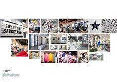 New Look White City Store graphics