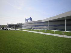 Centro Commerciale EUROSIA Parma - Italy progetto Arch. Matteo Calvi info@calvimatteo.191.it