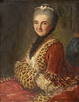 Verkaufsresultate von MarianneLoir auf artnet Marianne Loir (französisch, 1715 - 1769) Titel: Portrait présumée de la comtesse de Blois Medium: painting on canvas Größe: 73 x 58,5 cm (28,7 x 23 in)